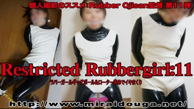 Restricted Rubbergirl:11