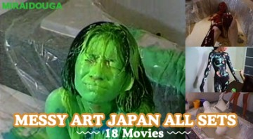 MESSY ART JAPAN ALL SETS